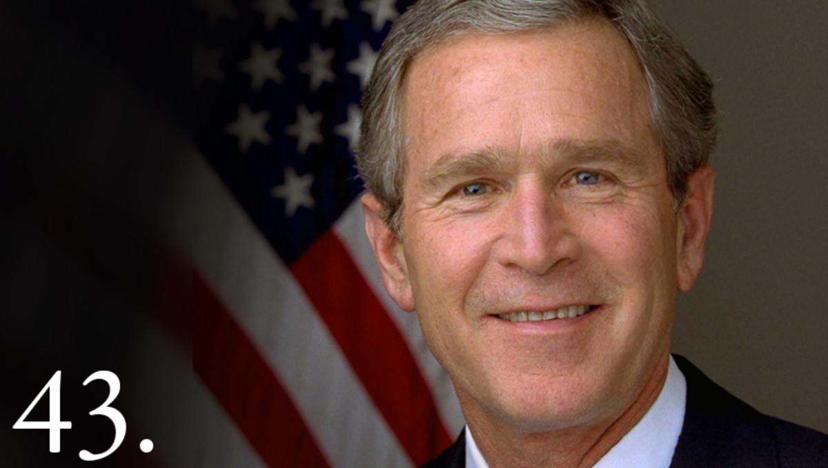 George W. Bush: 'Actively Ignored' Indians; Struggled with Sovereignty