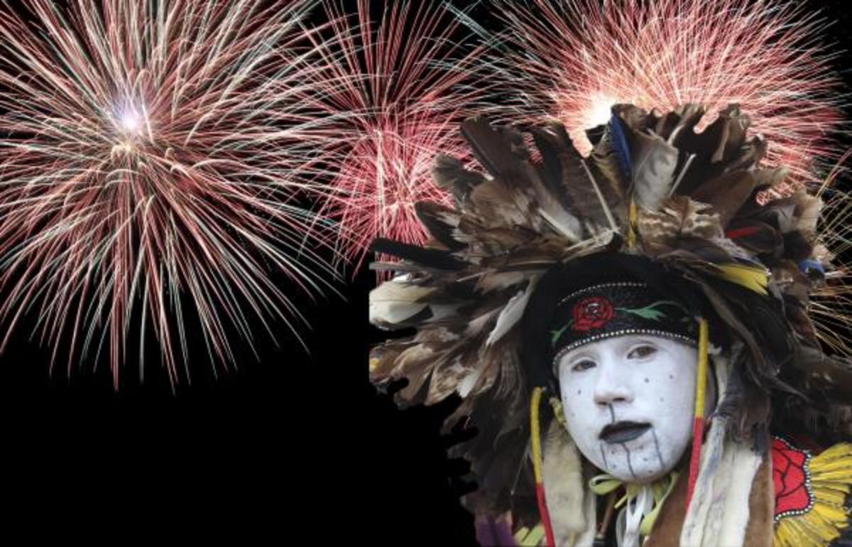 Native Humor: 7 Ways Natives Can Celebrate the Fourth of July