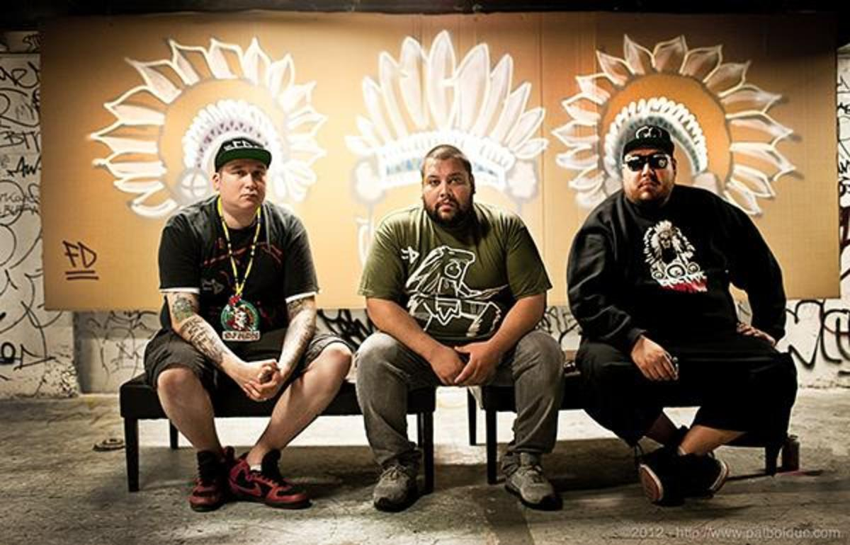 A Tribe Called Red Makes Washington Post List of 2012's Best Albums