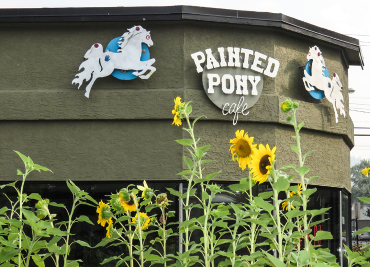 Indigenous Food, Painted Pony Restaurant