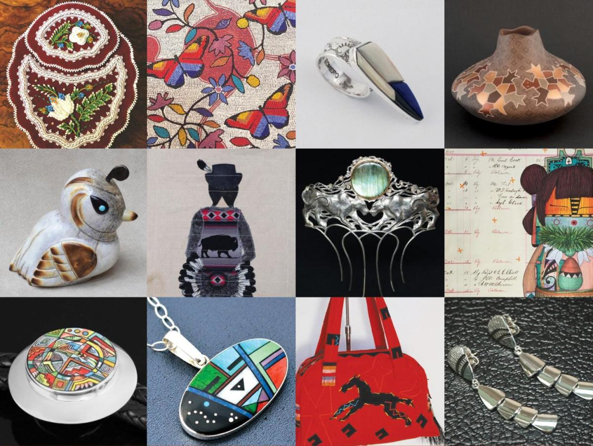 National Museum of the American Indian's 2016 Native Art Market This Weekend