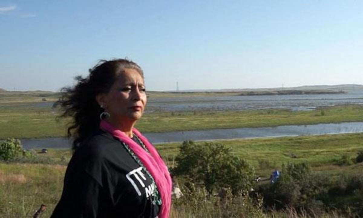 Why the Founder of Standing Rock Sioux Camp Can't Forget the Whitestone Massacre