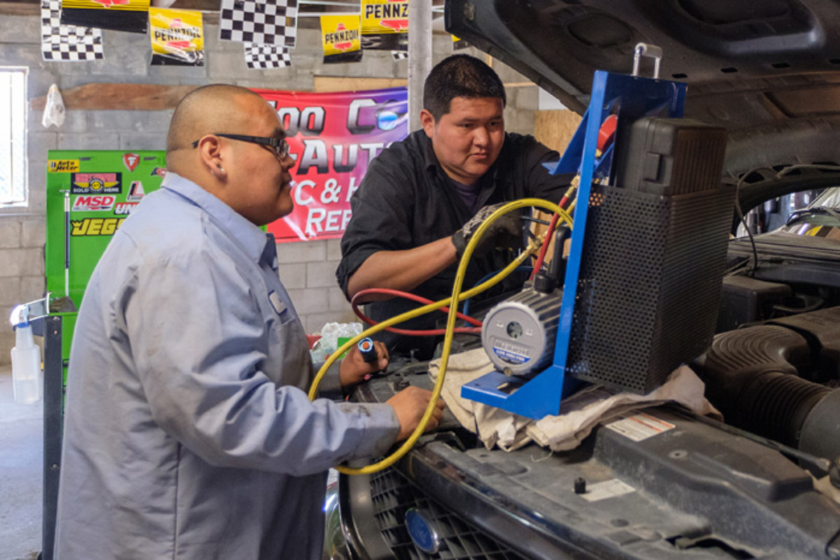 Navajo Nation, Small Business, Native Business, TC Automotive