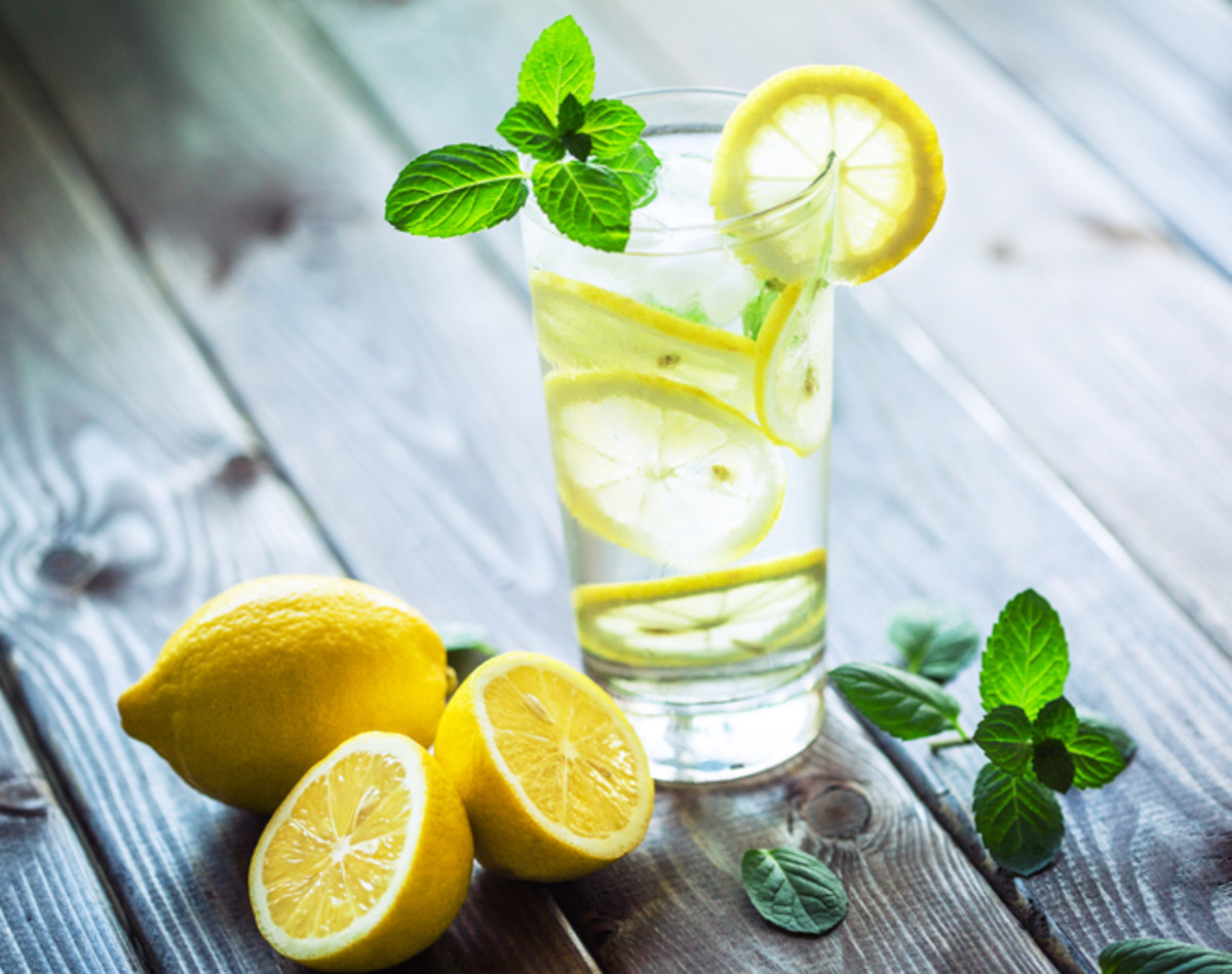 Drink water! Dehydration can lead to a loss of concentration. Photo - iStock