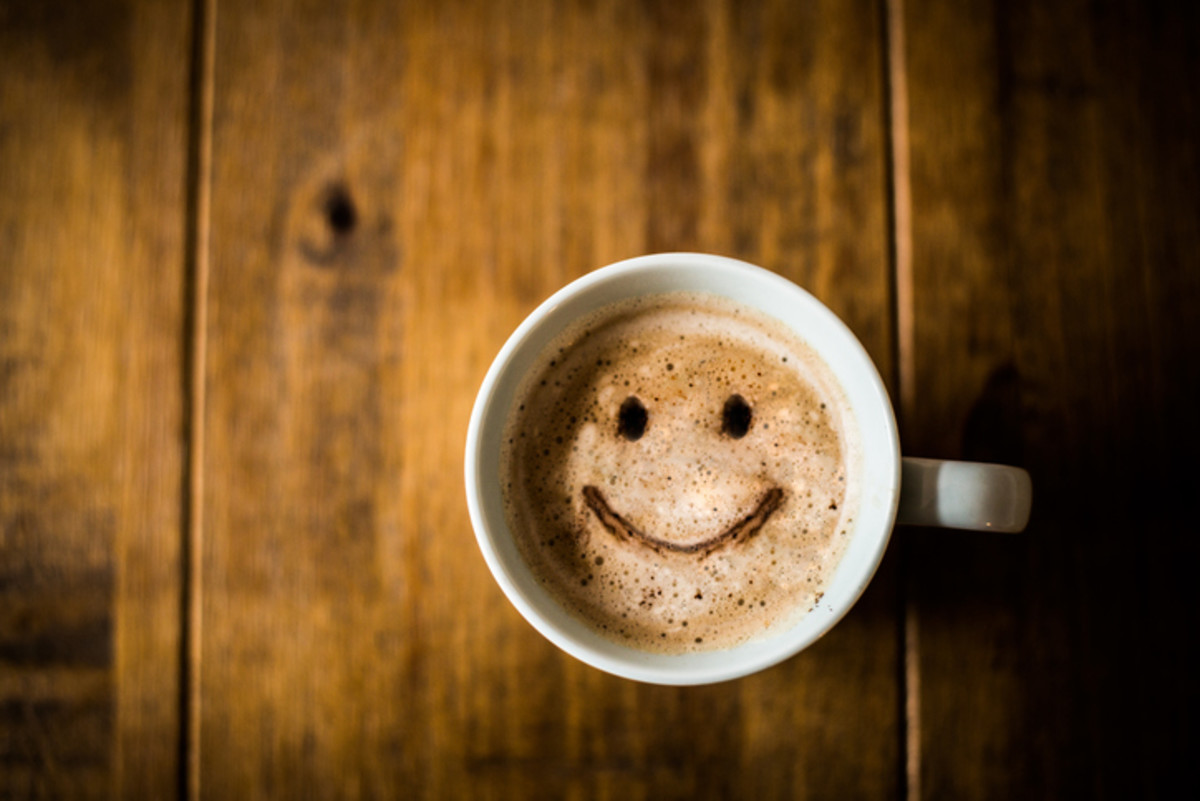The caffeine in coffee can help you study and focus. Just don't overdo it. Photo - iStock - Native Students