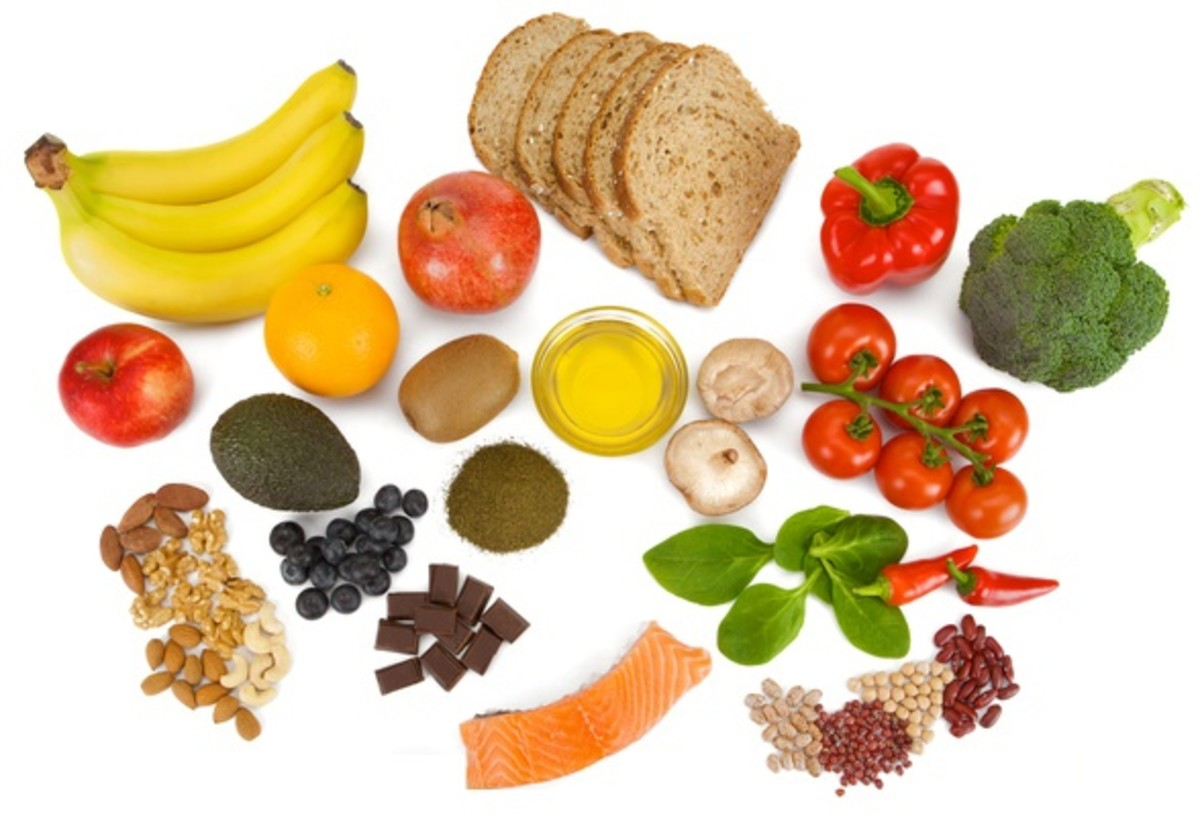 Awesome fresh food groups collectively known as Superfoods can help you stay on your toes.
